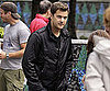 Slide Picture of Joshua Jackson Filming Fringe in Vancouver 2010-09-14 13:45:00