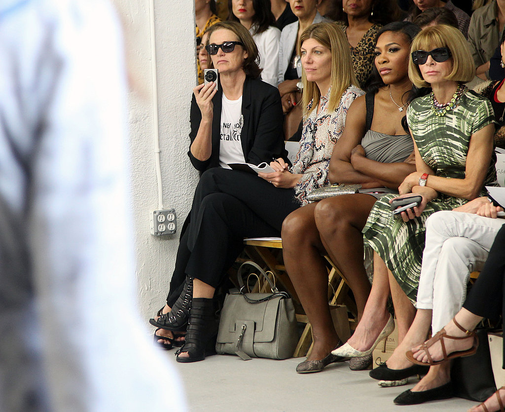Pictures of Fashion Week Tuesday