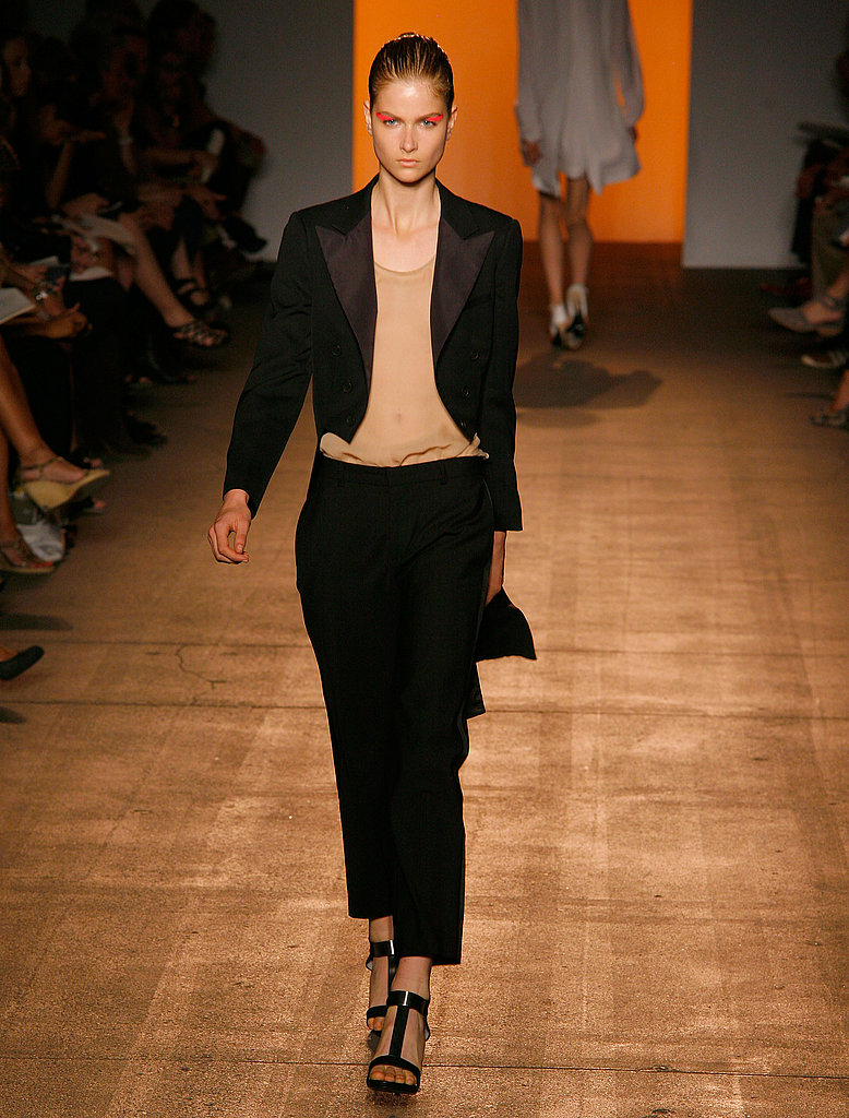 2011 Spring New York Fashion Week: Yigal Azrouël