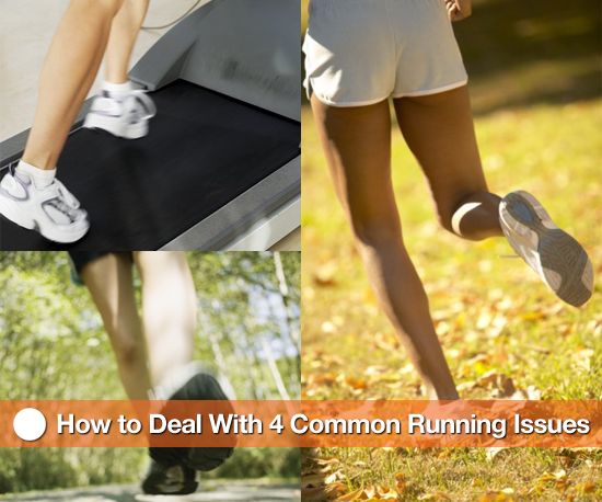 How to Deal With 4 Common Running Issues