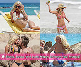 Pictures of Heidi Montag in Bikinis For 24th Birthday