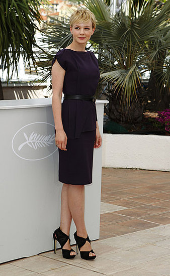 She was the epitome of classy in RM by Roland Mouret and Fendi platforms at the Cannes Film Festival.