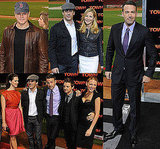 Pictures of Ben Affleck, Matt Damon, Blake Lively, Jon Hamm at Fenway Park Premiere of The Town 2010-09-15 07:00:00