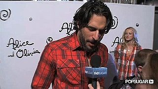 Video of True Blood Star Joe Manganiello Talking About Season Four and Guest Star Hopes