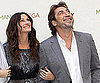 Slide Picture of Julia Roberts and Javier Bardem at Rome Premiere of Eat Pray Love