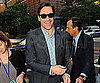 Slide Picture of Jon Hamm at Regis and Kelly in New York