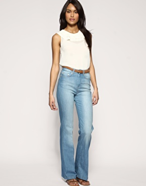 Asos Seventies Flare Jeans ($31, originally $51)