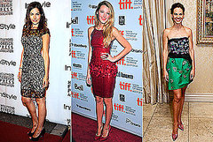 Toronto Film Fest's Ten Best Dressed