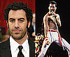 Sacha Baron Cohen to Play Freddie Mercury 2010-09-17 10:30:52