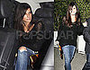 Pictures of Sandra Bullock With Almost-Nude Guys at The Abbey in LA