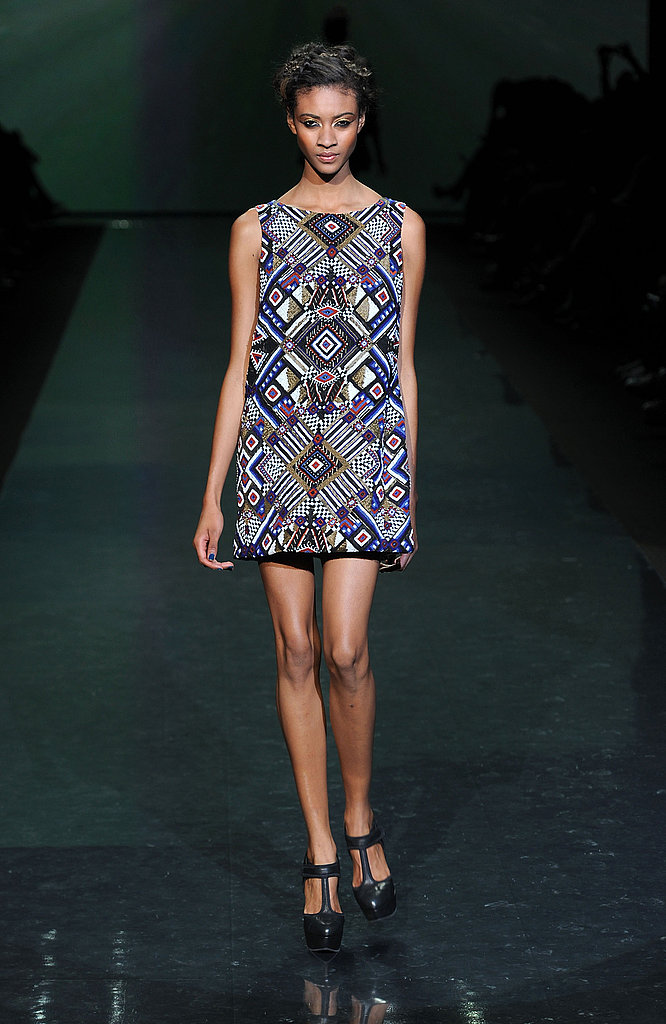 2011 Spring New York Fashion Week: LAMB