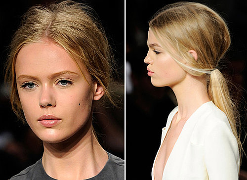 2011 Spring New York Fashion Week Beauty Report: Calvin Klein