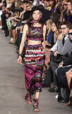 2011 Spring Milan Fashion Week: Missoni