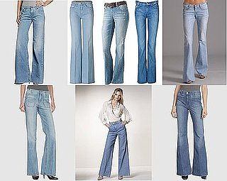 Lightwash Flared Jeans