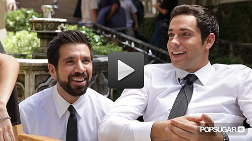 Exclusive Interview With Zachary Levi and Joshua Gomez of Chuck