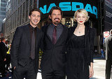 Pictures of Carey Mulligan and Shia