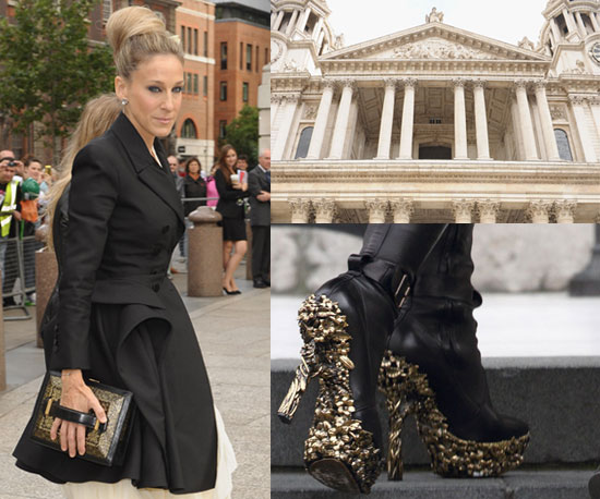 SJP, Kate Moss, Naomi Campbell, and More Remember Alexander McQueen