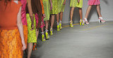 Christopher Kane's 2011 Spring London Fashion Week Show News and Pictures