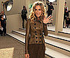 Slide Picture of Sarah Jessica Parker at London Fashion Week