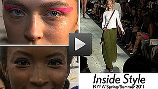 Inside Style: The Spring 2011 New York Fashion Week Trends to Look Out For!