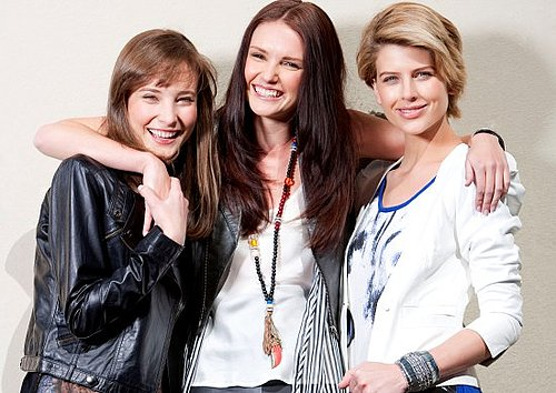 The public will decide who will be Australia's Next Top Model — Amanda Ware, Sophie Van Den Akker or Kelsey Matinovich