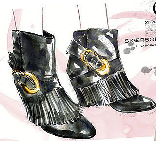 Jane Mayle's Fall 2010 Capsule Collection, Kamikaze of Love, and Sigerson Morrison Shoe Collection Debuts in New York
