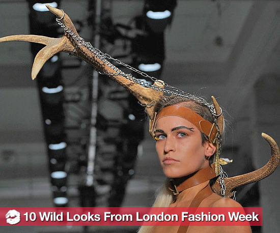 10 of the Wildest Looks From London Fashion Week
