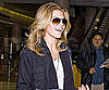 Slide Picture of AnnaLynne McCord Arriving at LAX