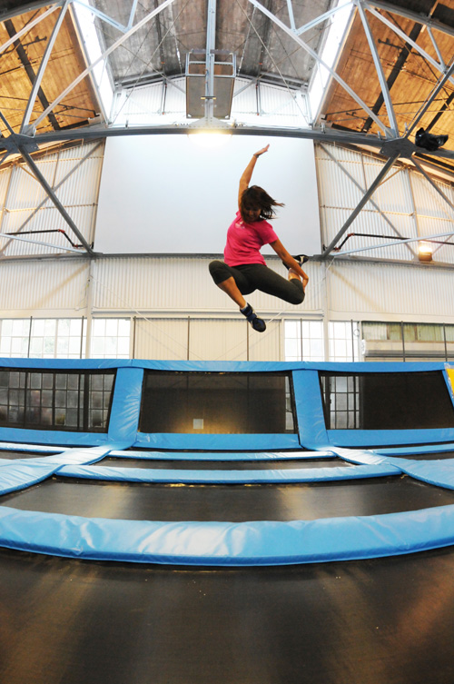 Photos of Trampoline Gym