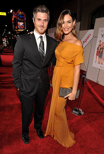 Odette Yustman and Dave Annable