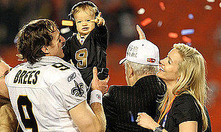 Drew Brees Won't Know About Baby's Birth