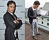 Ed Westwick Filming The Commuter Nokia N8 Short Film in London