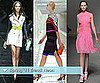 Catwalk Photos of Neon at Burberry, Prada, Christopher Kane and More