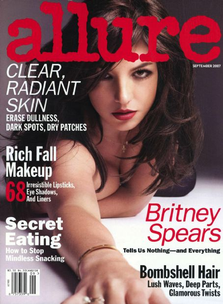 September 2007: Allure Magazine