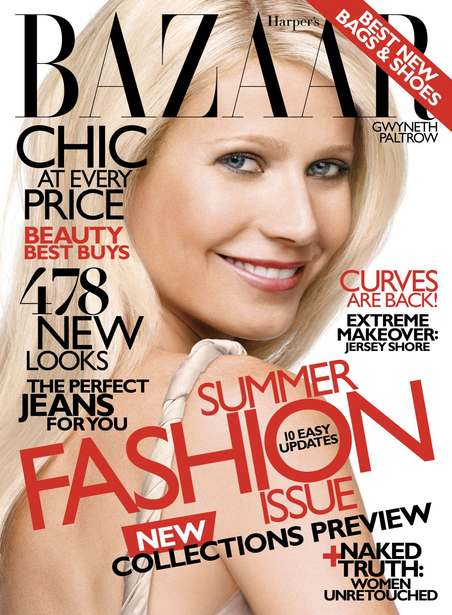 May 2010: Harpers Bazaar Magazine