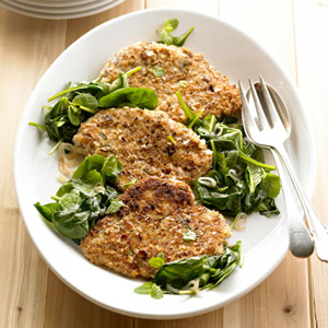 Almond-Crusted Chicken Recipe