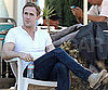 Slide Picture of Ryan Gosling Filming in High Desert CA