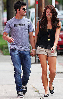 Pictures of Ashley Greene and Joe Jonas Holding Hands in LA 2010-09-29 05:00:00