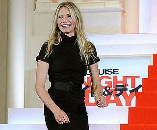 Slide Picture of Cameron Diaz Premiering Knight and Day in Tokyo