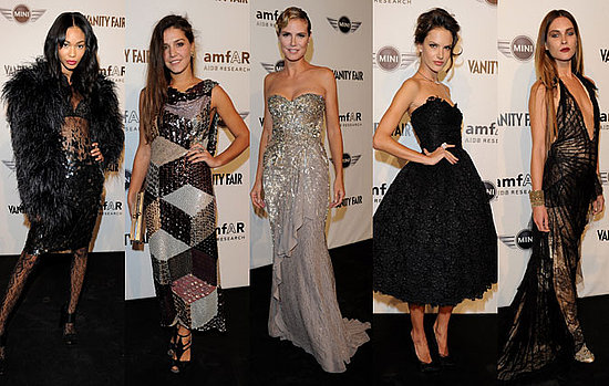 Gorgeous Gowns at amfAR Milano — Which Look Is Most Fab?