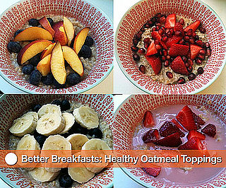 Healthy Oatmeal Topping Suggestions