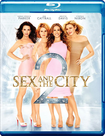 Sex and the City 2 on DVD
