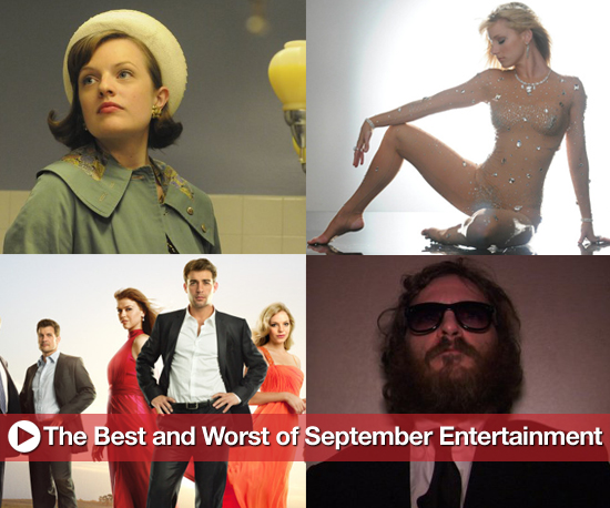 Best and Worst of September Entertainment Includes Mad Men, True Blood, Buried