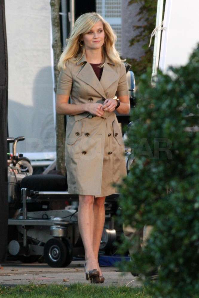 Reese Witherspoon Enjoys Love and War With Her New Costar