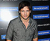 Slide Picture of Peter Facinelli at The Social Network Screening
