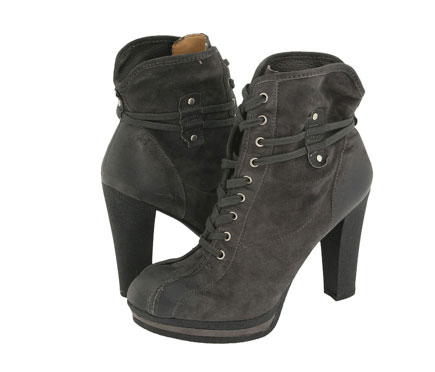Nine West Korvino Lace Up Boot ($139)