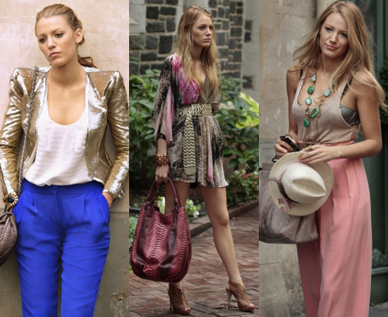 Serena van der Woodsen Style 2010-10-01 13:00:35