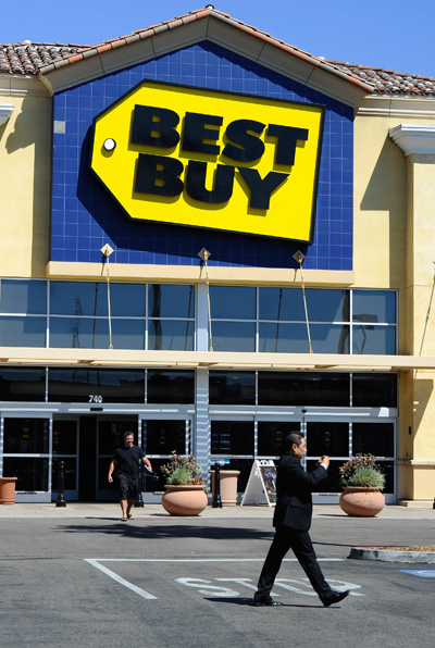 Best Buy Launches Free Phone Fridays
