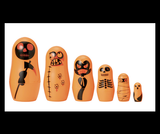 Monster Matryoshkas