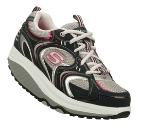 FitSugar Gear Review of Skechers Shape-Up Shoes